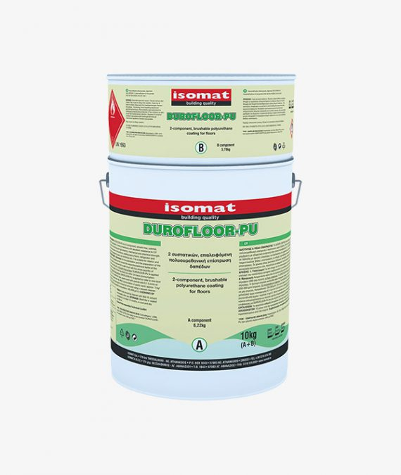 DUROFLOOR-PU RAL7040 10 kg 1