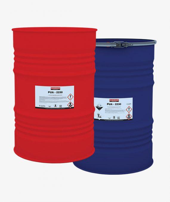 ISOMAT PUA 2230 Grey 400 kg 1